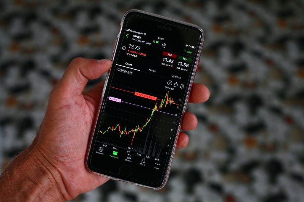 aandelen verkopen in mei